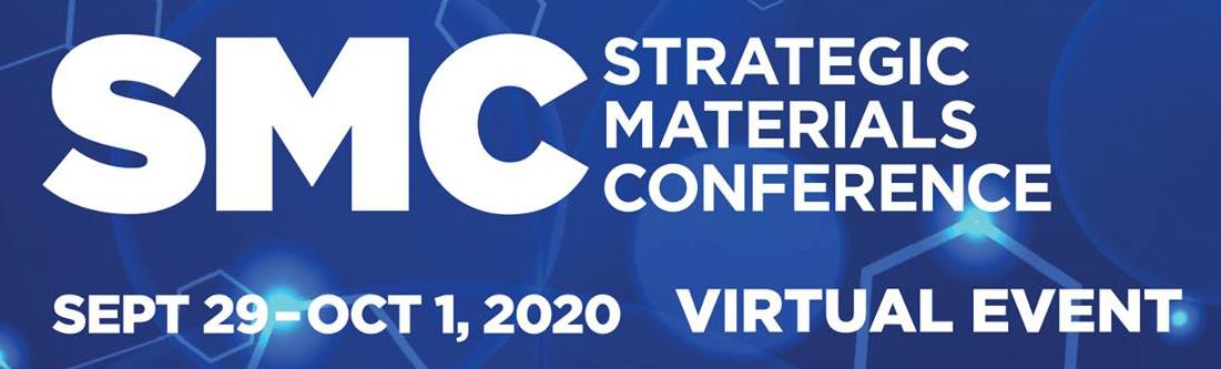 Strategic Materials Conference